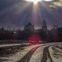 Перебирая лучи :: Сергей Цветков