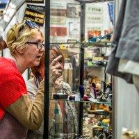 Здесь замерли эпохи, моды и фасоны :: Ирина Данилова