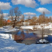 И снова зима :: Валерий Толмачев