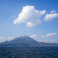 Вулкан Сакураджима :: Slava Hamamoto