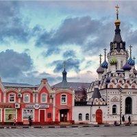 """Храм""""Утоли моя печали"""" :: Андрей Козлов"""