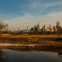Воскресенский Ново-Иерусалимский монастырь :: Alexander Petrukhin