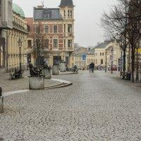 Людный город Бернбург :: Александр