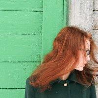 Рыжая :: анна Зеленина