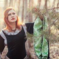в сказочном лесу :: Ярослава Бакуняева