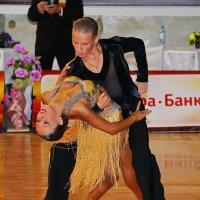 Танец любви :: Анатолий Шулков