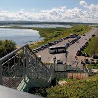 Дамба на остров-град Свияжск :: MILAV V