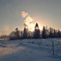 Вятская глубинка...спокойно - это не пожар :) :: ВладиМер