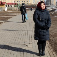 Ощущение пространства с большой глубиной резкости :: Ғани Умирбеков