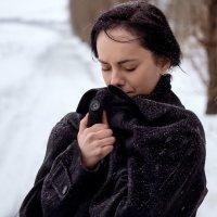 Женская слеза :: Наталья Мячикова