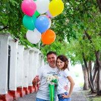 Александр и Юлия :: Марина Киреева