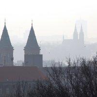 Панорама Праги :: Денис Кораблёв
