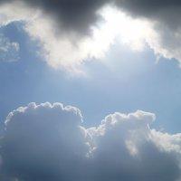 Небесная скатерть :: Валерий Розенталь