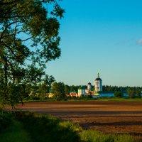 Николо-Пешношский монастырь, Дмитровский район, МО :: Alexander Petrukhin