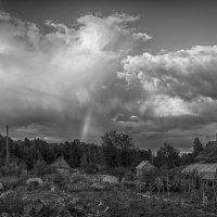 Турбулентность или вечер перед грозой. :: Сергей Щелкунов