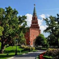 Боровицкая башня :: Анатолий Колосов