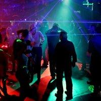 У нас в клубе... :: Георгий Бондаренко