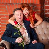 Счастливая семейная пара :: Кристина Волкова(Загальцева)