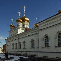 Старообрядческая церковь Георгия Победоносца. :: Анатолий. Chesnavik.