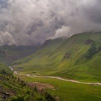 Непогода в горах :: Ольга СПб