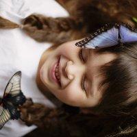 Бабочки :: Елена Спивак