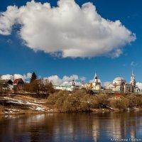 Март в Торжке :: Александр Горбунов