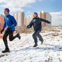 Наперегонки :: Эльвина Доронина