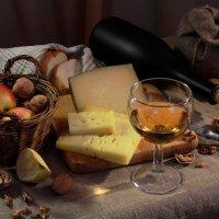 Опять  про  сыр :: Наталья Казанцева