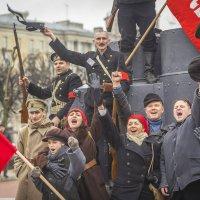 Свобода, равенство, братство! долой войну!!! :: Виктор Седов
