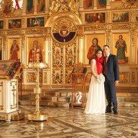В храме :: Natalia Petrenko