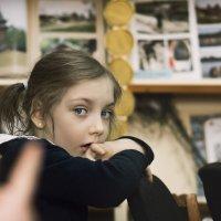 в библиотеке встреча с писателем :: ksanka skornyakova