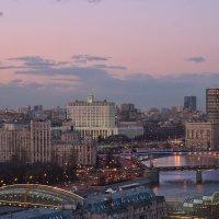 Вечерняя Москва :: Ирина Бирюкова