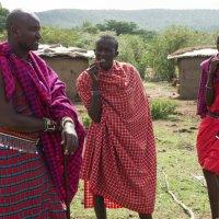 Жители племени Масаи :: Irina Shtukmaster