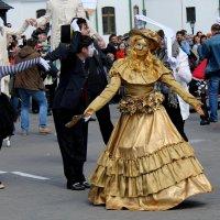 Дама в золотом :: Александра Романова