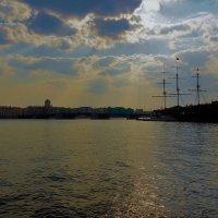 И свет небесный... :: Sergey Gordoff