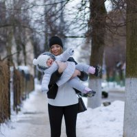прогулка :: Юлия Трибунская