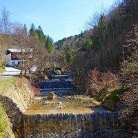 Горный альпийский ручей... :: Galina Dzubina