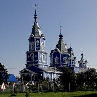 Храм. Осино-Гай. Тамбовская область :: MILAV V