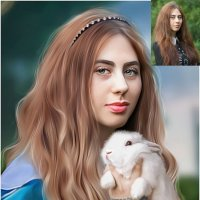 Алиса в стране чудес :: Svetlana Gordeeva