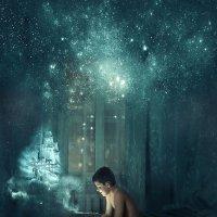 Сказка на ночь :: Наталья Сергеева