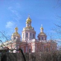 Собор на Лиговском проспекте.(Крестовоздвиженский). :: Светлана Калмыкова