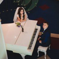 Кирилл и Ксения :: Любовь Илюхина