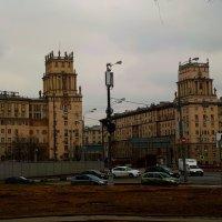 Москва :: Алина Веремеенко