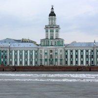 ВЕСЕННИЙ САНКТ-ПЕТЕРБУРГ :: Николай Гренков