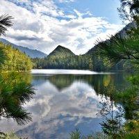 Озеро Сказка :: Геннадий Ячменев