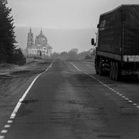 касимов-москва :: Валерий Гудков