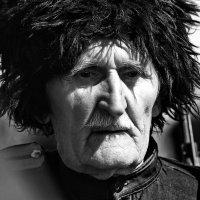 Старый кубанский казак :: Ирина Бруй