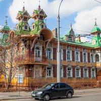Дом художника Рыбинск :: Горелов Дмитрий