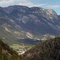 Альпийская деревушка :: Александр Липовецкий