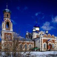 храм в самылово :: Валерий Гудков